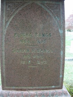 Sarah H <i>Foster</i> Bangs