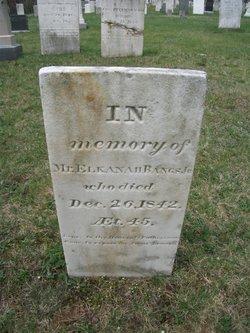 Elkanah Bangs, Jr