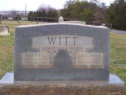 Garland Edward Witt