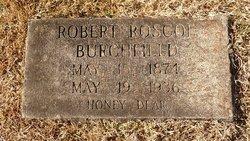Robert Roscoe Burchfield