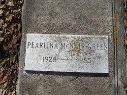 Pearlina <i>McNair</i> Green
