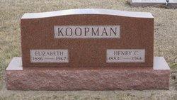 Elizabeth L <i>Hunsicker</i> Koopman