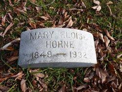 Mary Eloise Horne