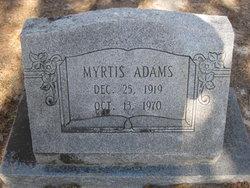 Myrtis <i>Henley</i> Adams