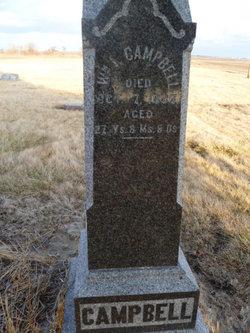 William I Campbell
