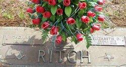 Rowena Elizabeth <i>Dean</i> Ritch