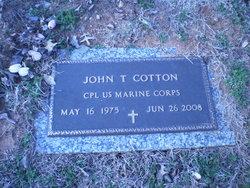 John Thomas Cotton