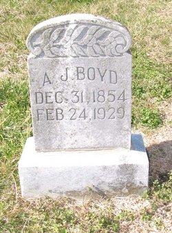 A. J. Boyd