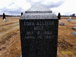 Edna Derr <i>Allison</i> Holt