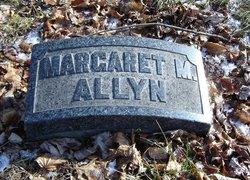Margaret <i>Milne</i> Allyn