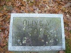 Olive M Cory