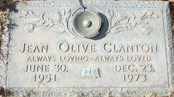 Stella Jean <i>Olive</i> Clanton