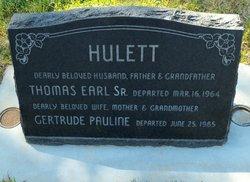 Gertrude Pauline Hulett