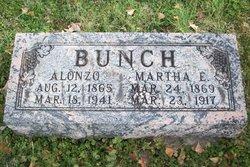 Martha Ellen Mattie <i>Moon</i> Bunch