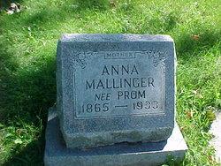 Anna <i>Prom</i> Mallinger