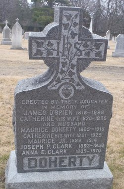 Joseph P Clark