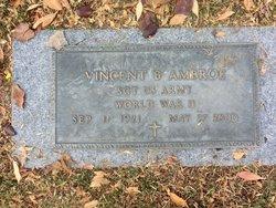 Vincent B Ambroe