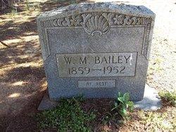 William M Bailey