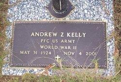 Andrew Z Kelly