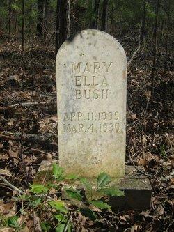 Mary Ella <i>McKinney</i> Bush