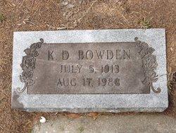 Kohler Dalton Bowden