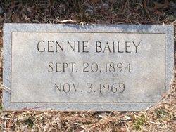 Gennie Bluford Bailey