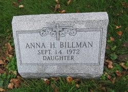 Anna H. Billman