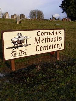 Cornelius Methodist Cemetery