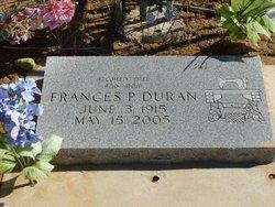 Frances <i>Padilla</i> Duran