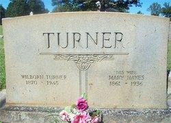 Mary Irene <i>Hayes</i> Turner