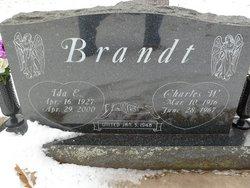 Charles W. Brandt