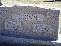 Nina V <i>Van Camp</i> Crown