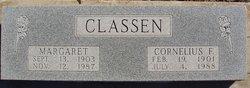 Margaret Loewen <i>Reimer</i> Classen