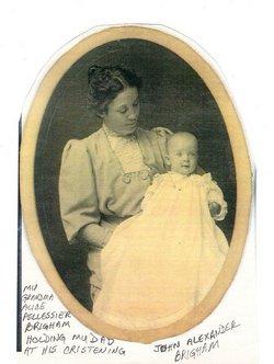 Alice Deborah <i>Pellessier</i> Brigham