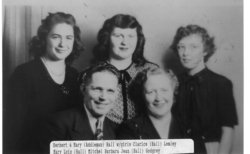 Herbert Leroy Herb Hall