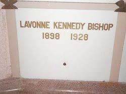 Lavonne <i>Kennedy</i> Bishop