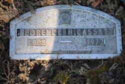 Florence H. <i>Foster</i> Cassatt