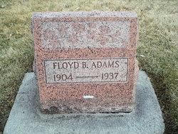 Floyd B Adams