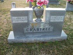 John W Crabtree