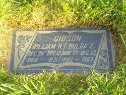 Hulda Elise <i>Hoff</i> Gibson