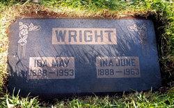 Ina June Wright