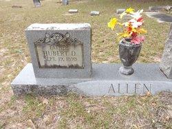 Hubert Dalton Allen