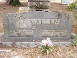 Dollie <i>Sumrall</i> Allen