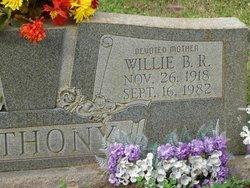 Willie Beatrice <i>Roberts</i> Anthony