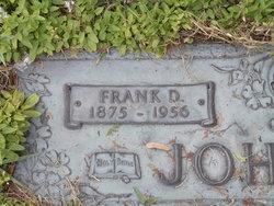 Frank DeForest Johnson
