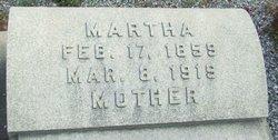 Martha <i>Brabery</i> Winterbottom