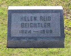 Helen <i>Reid</i> Beightler