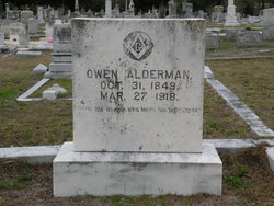 Owen Alderman