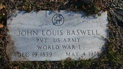 John Louis Baswell