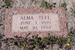 Alma X <i>Sharp</i> Teel